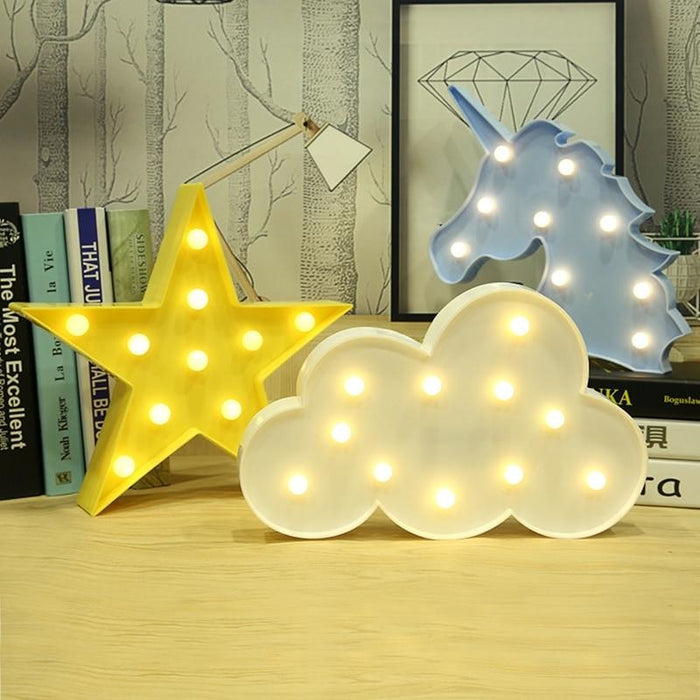 Decorative LED Lamps