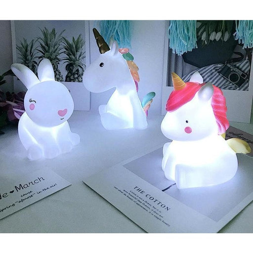 Fantasy Animal Shaped LED Lamp
