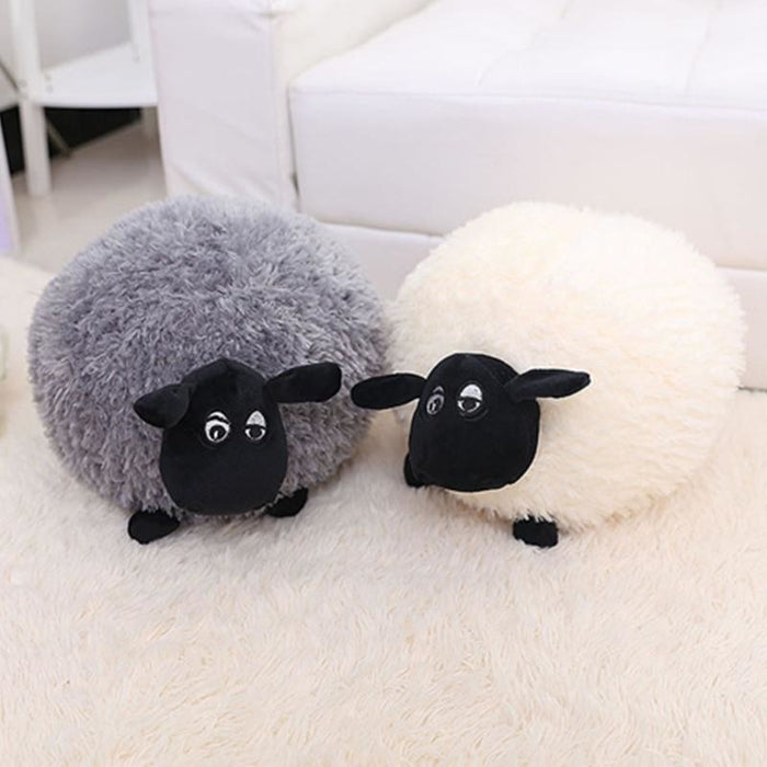 Funny Cute Sheep Pillow