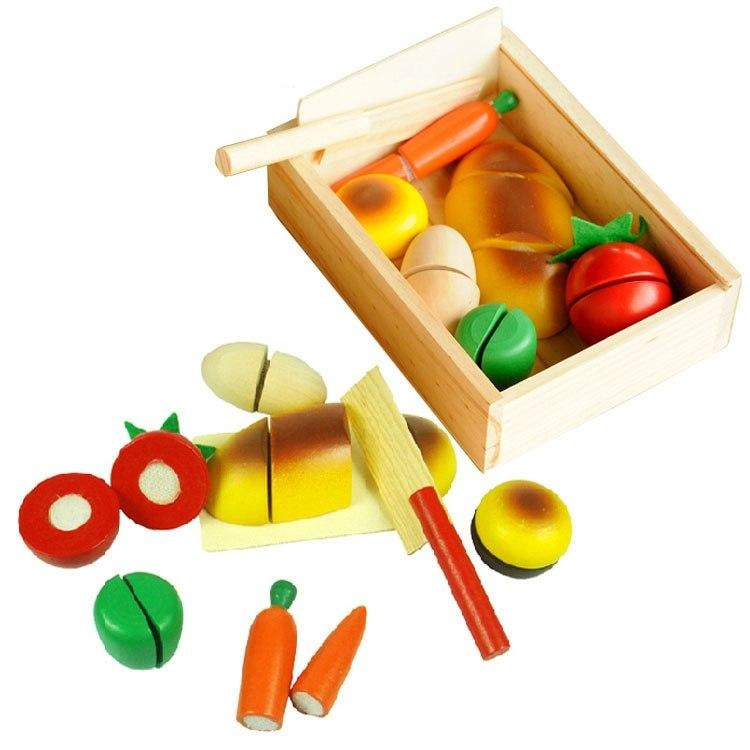 Montessori Fruits And Vegetables