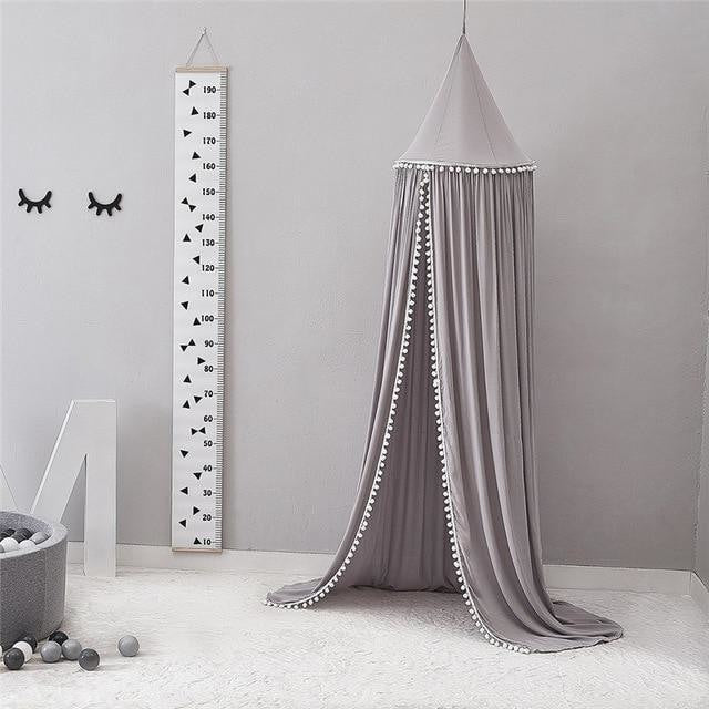 Nordic Style Decor Canopy - Grey