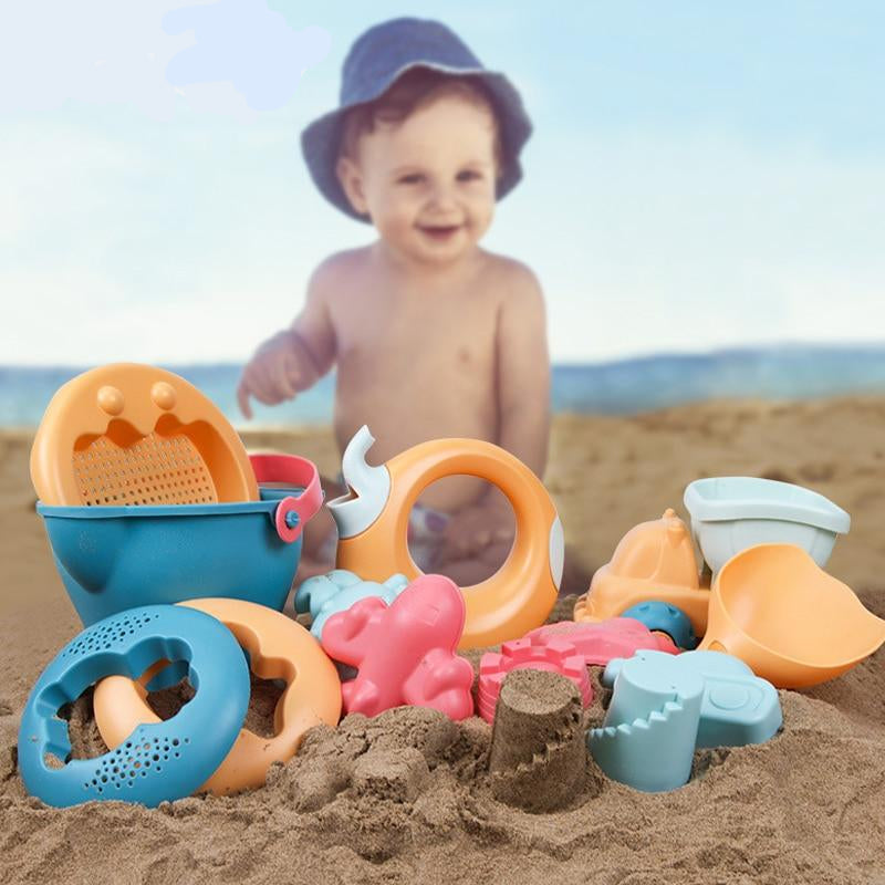 Soft Plastic Beach Toys