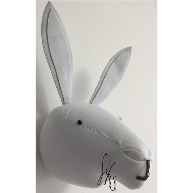 Rabbit Head Wall Decoration