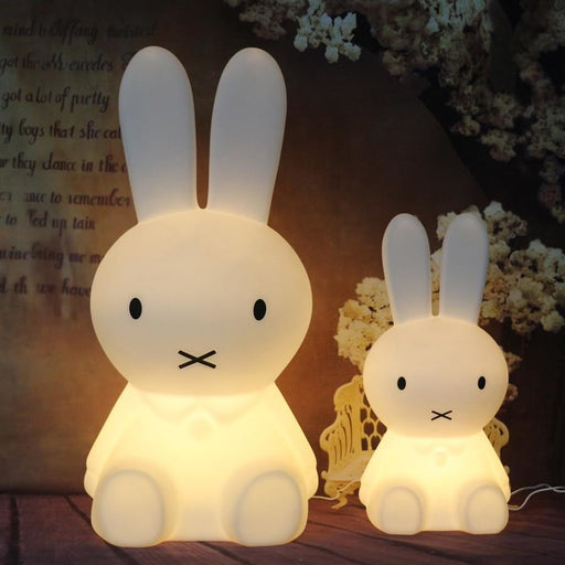Rabbit LED Night Lamp
