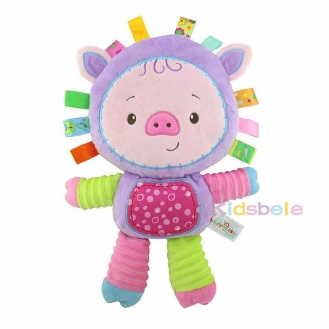 Squeaky Sound Toy - Pig