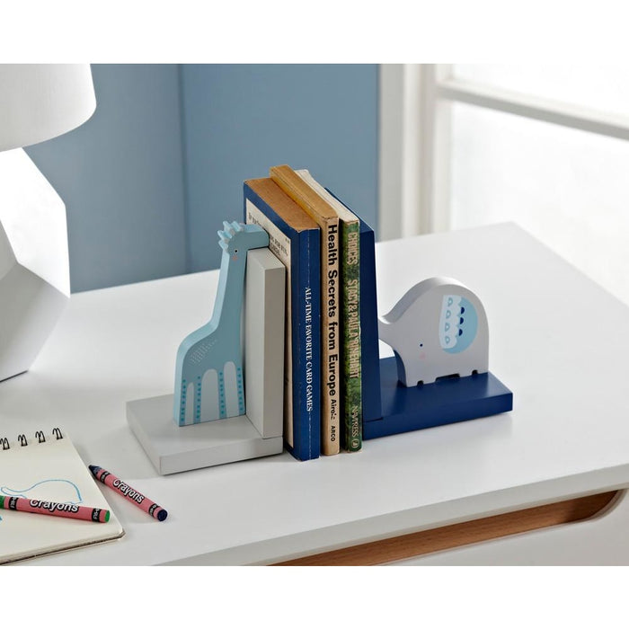 w. Cartoon Animal Bookends Desktop Decorative Bookends Book End Shelf Bookend Holder Kid Study Decorate Furnishing Articles