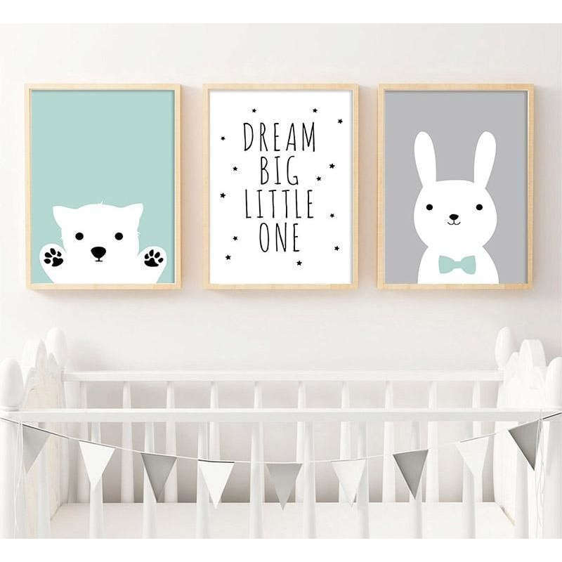 Wall Picture Canvas