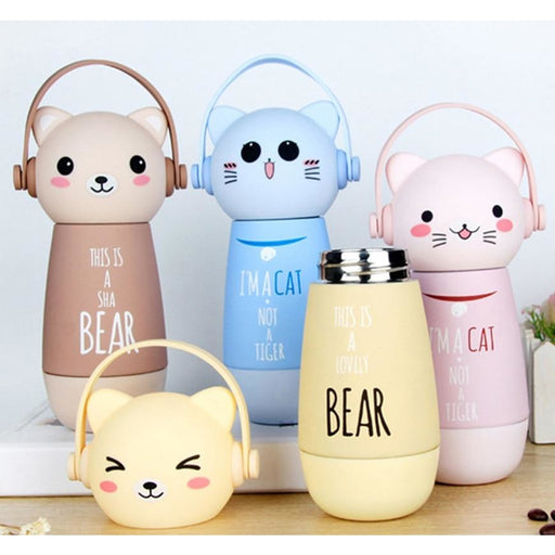 z. Cute Animal Thermos 260ml