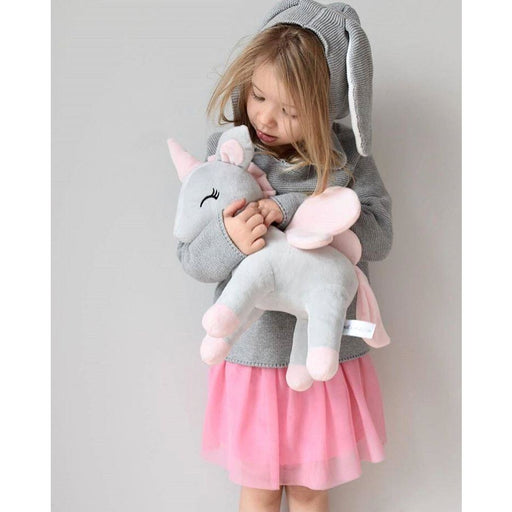 z. Cute Unicorn Stuffed Toy