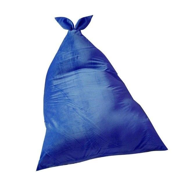 z.Funny Storage Bag & Chair - Blue