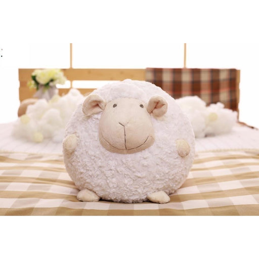 z. Plush Sheep