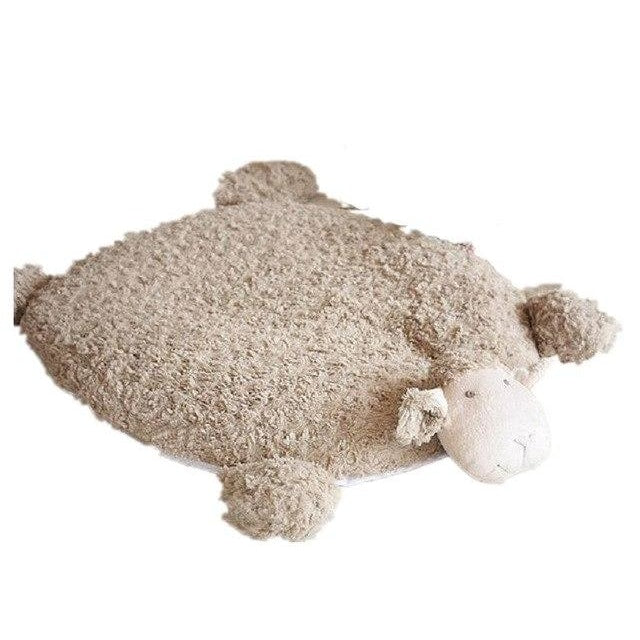 z. Sheep Baby Rug - Brown
