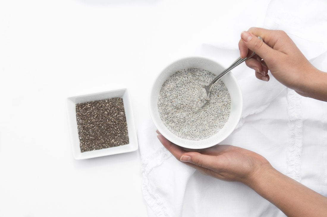Chia Seeds Tiny but Mighty