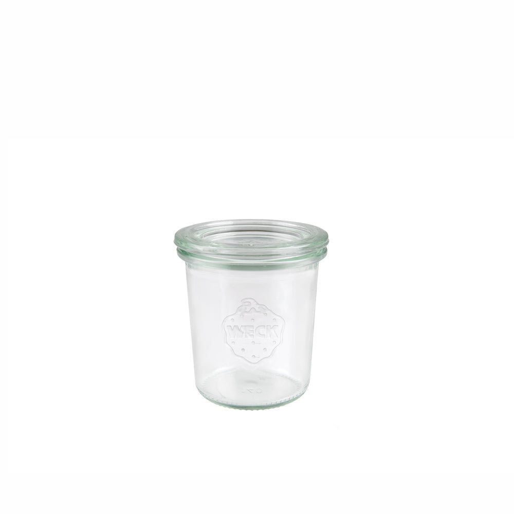 Weck Small Glass Jar