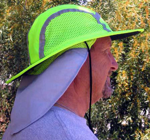 Cooling Sun Safety Hatbandoo - Blubandoo