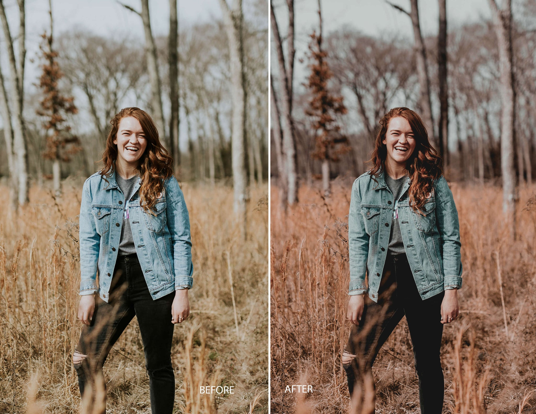 Fall Lightroom Mobile Presets