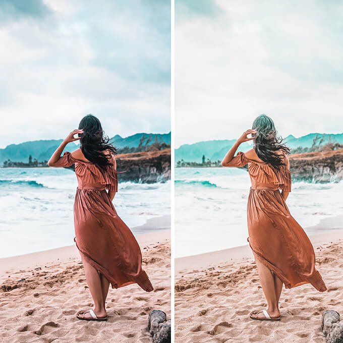 Menorca Lightroom Mobile Presets