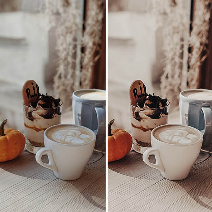 Cinnamon Lightroom Desktop Presets