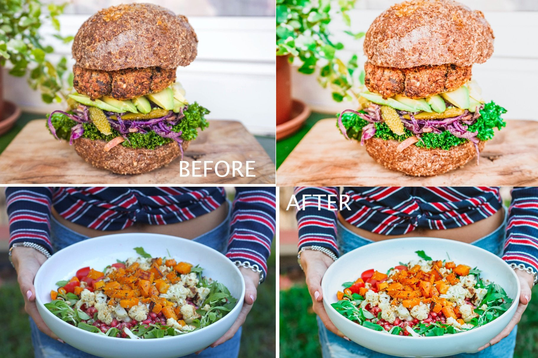 Gourmet Lightroom Preset