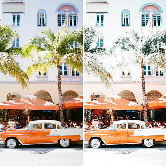 Cannes Lightroom Mobile Presets