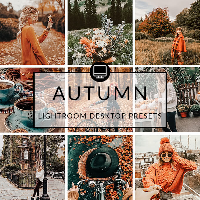 Autumn Lightroom Desktop Presets