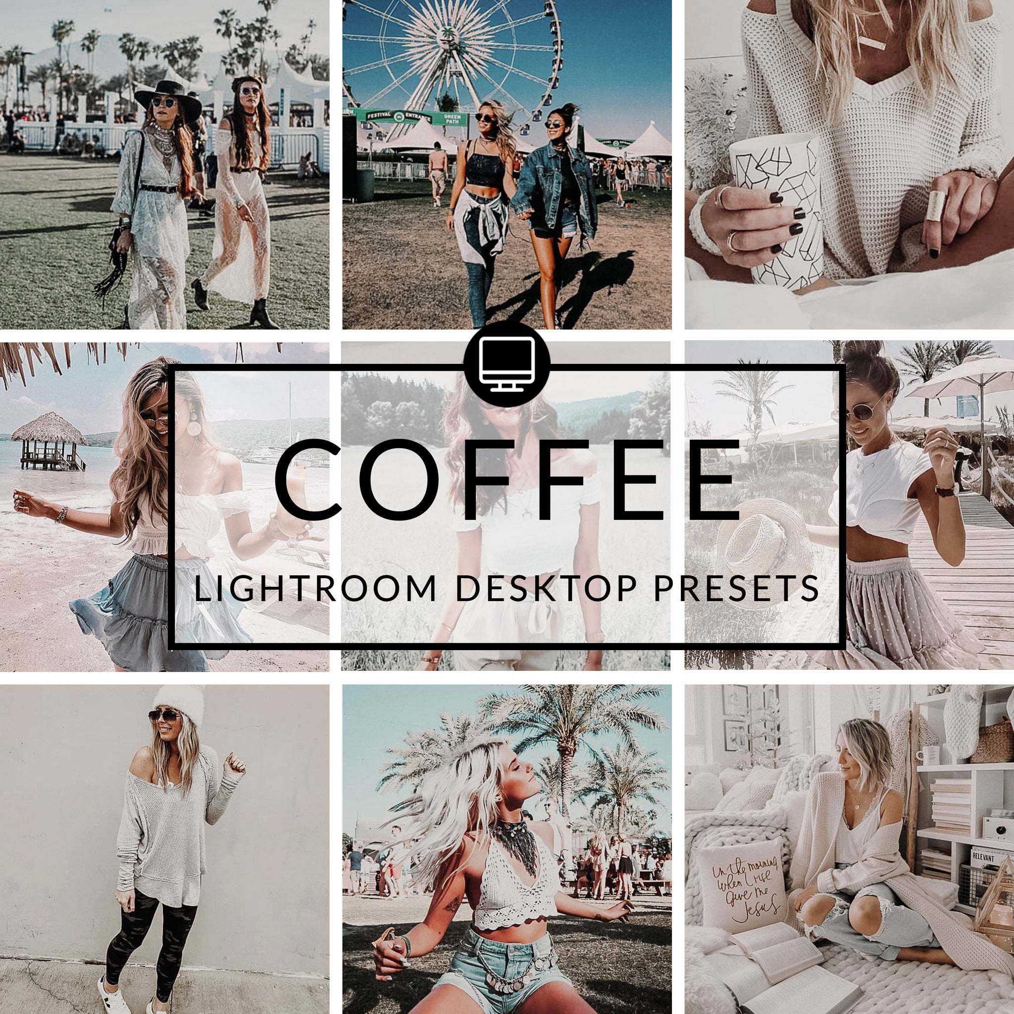 Coffee Lightroom Preset