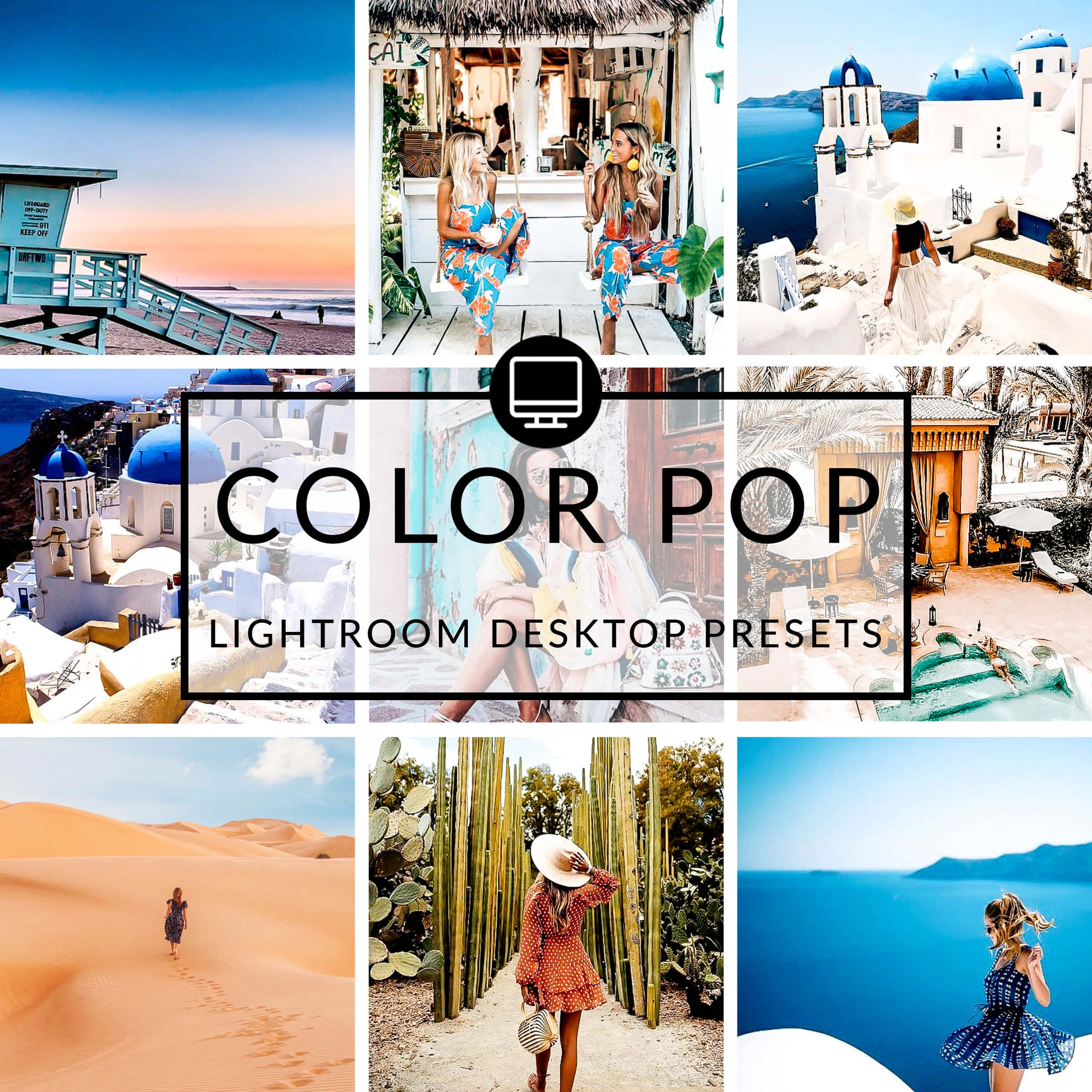 Color Pop Lightroom Desktop Preset