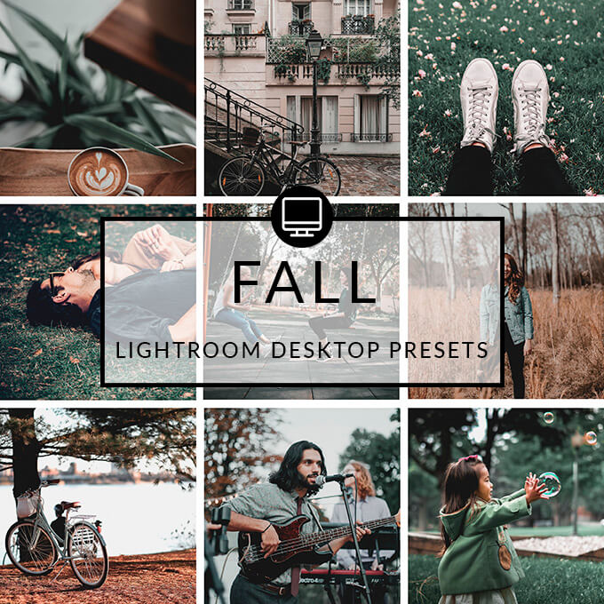 Fall Lightroom Desktop Presets