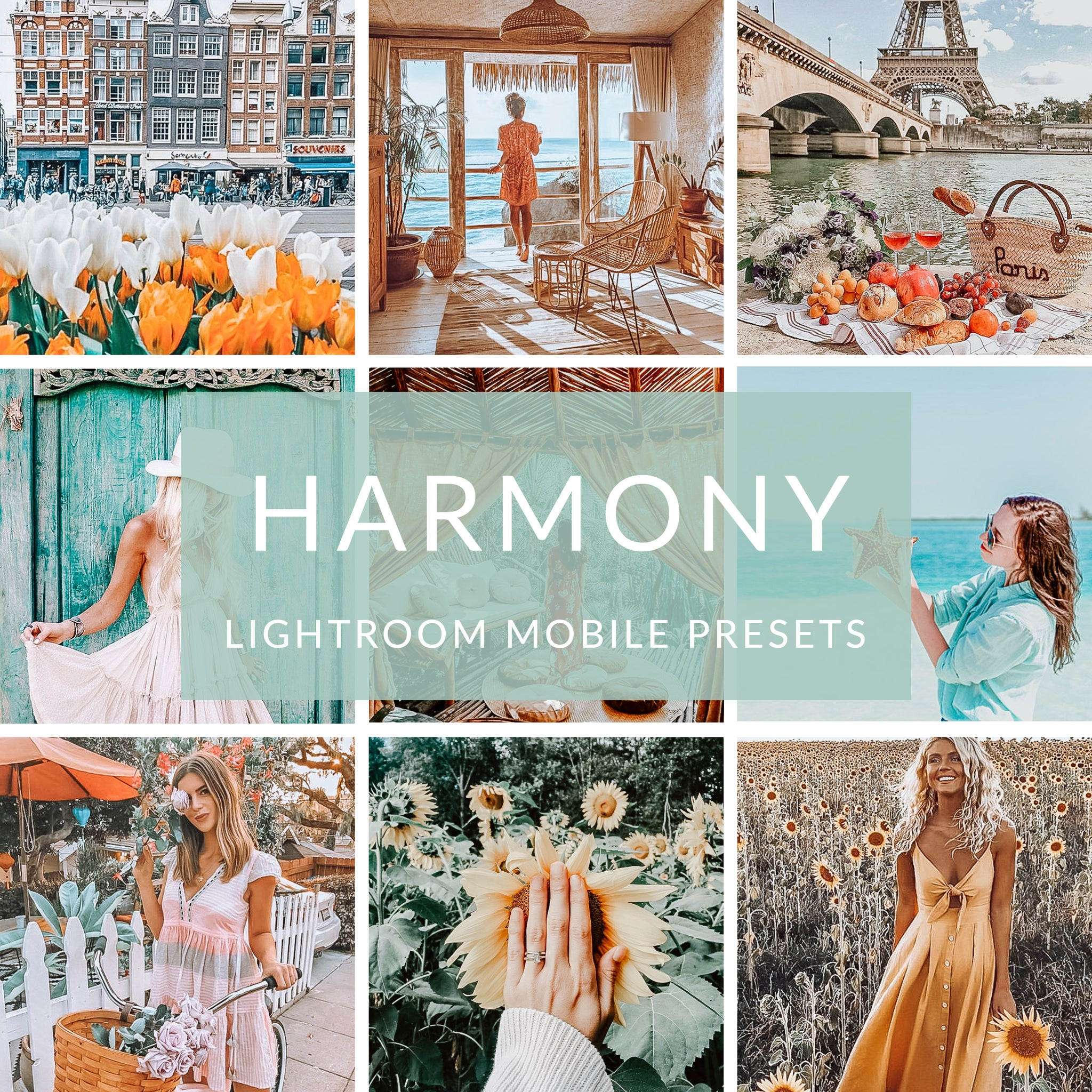 Harmony  Lightroom Mobile Presets