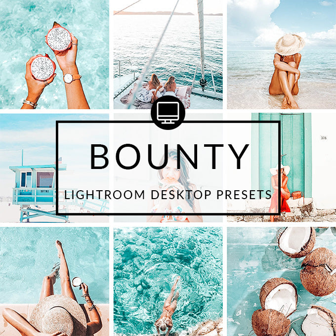 Bounty Lightroom Desktop Presets