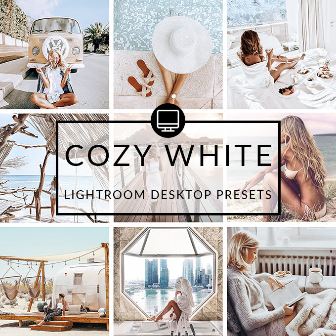 Cozy White Lightroom Desktop Presets