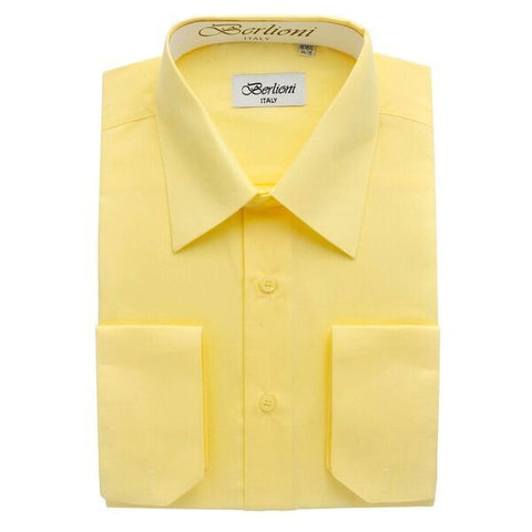 French Convertible Shirt | N°210 | Lemon