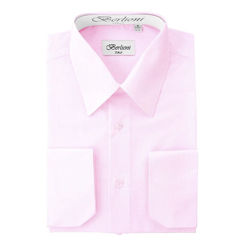 French Convertible Shirt | N°203 | Pink