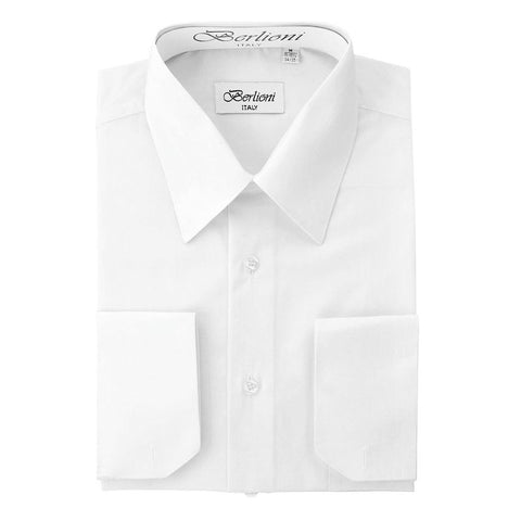 French Convertible Shirt | N°201 | White