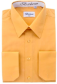 French Convertible Shirt | N°209 | Mustard