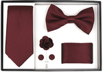 Gift Box Set - Burgundy