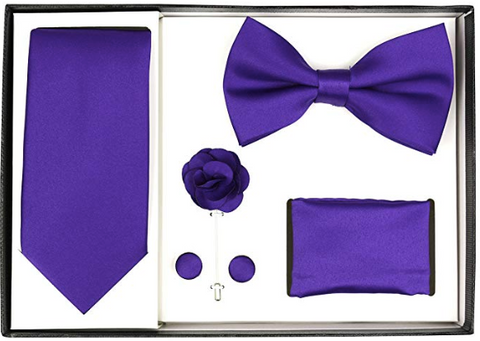 Gift Box Set - Purple
