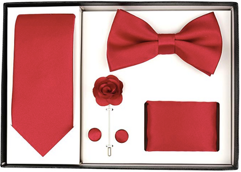 Gift Box Set - Red