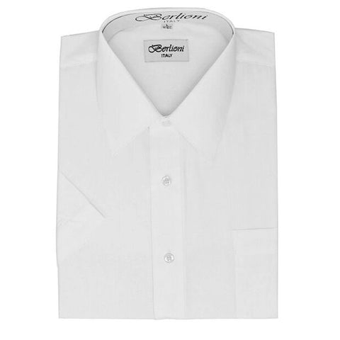 Short Sleeve Shirt | N°101 | White