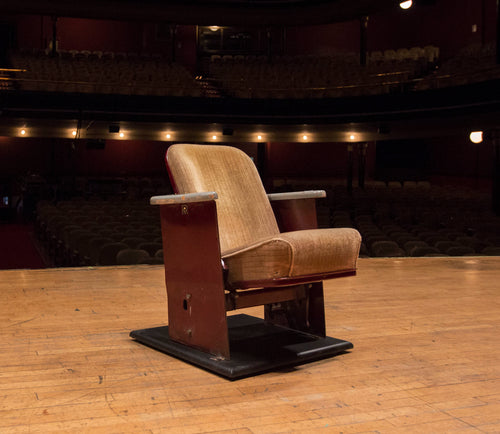 Massey Hall Auditorium Seat