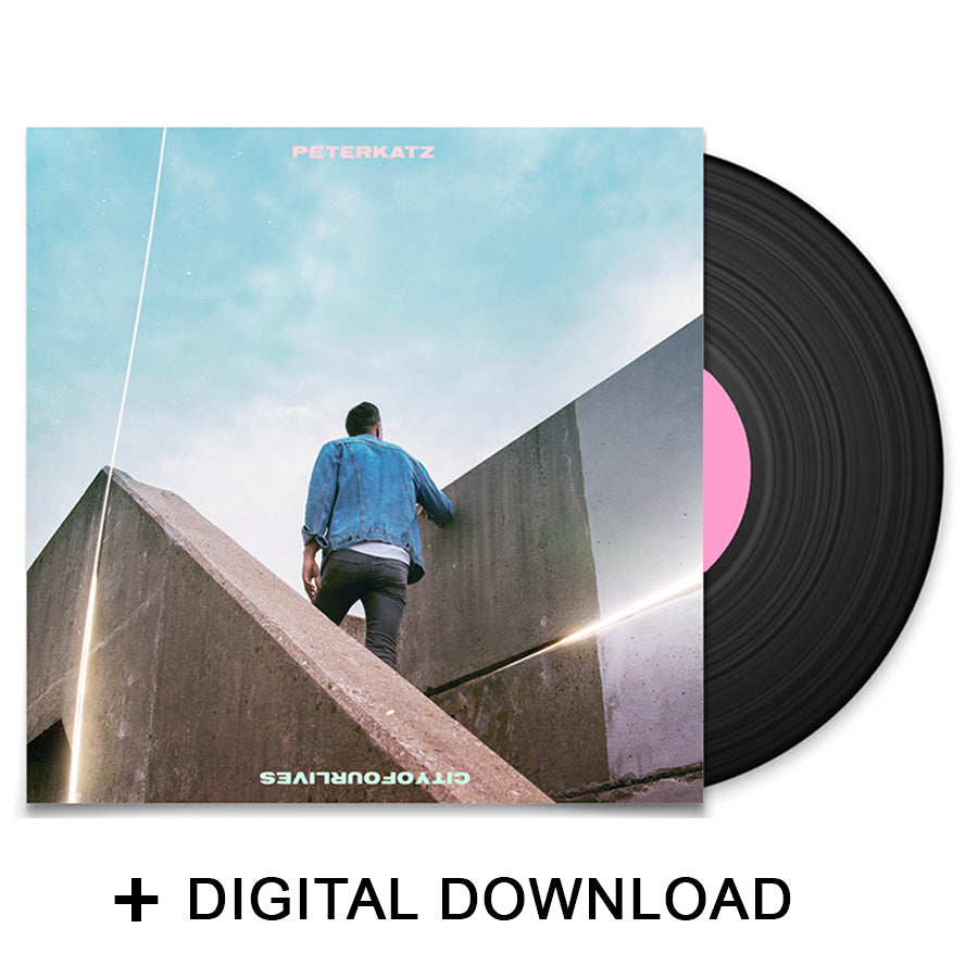 Vinyl + Digital Download