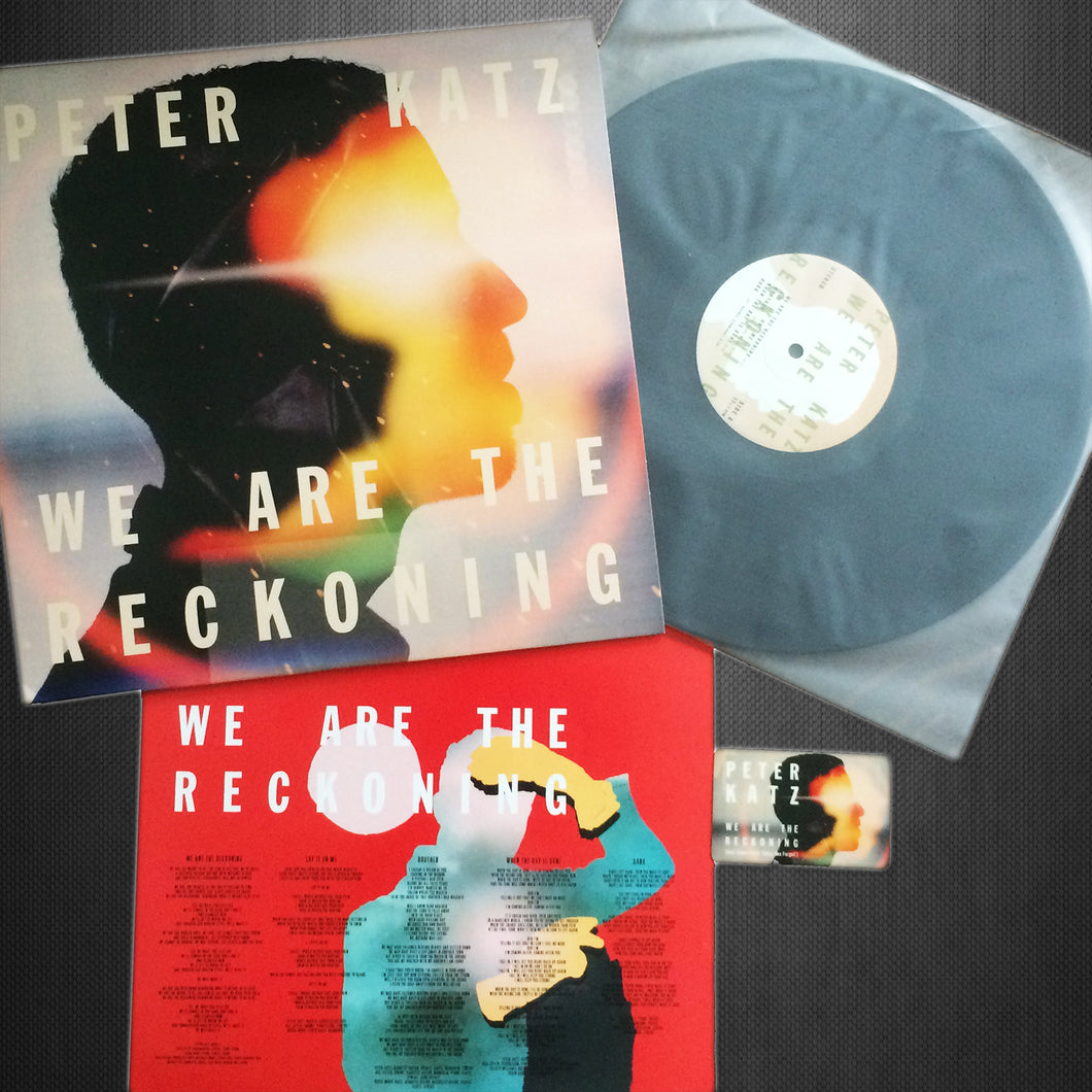 We Are The Reckoning Vinyl