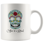 """Coffee is a Ritual"" Mug"