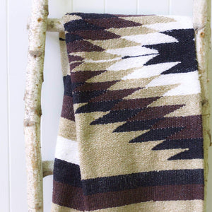Diamond Blanket - Mocha