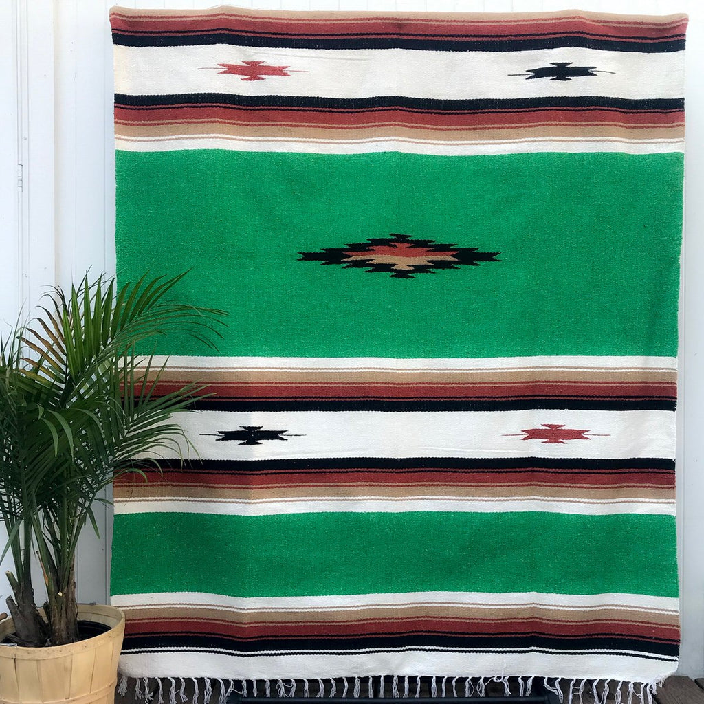Mesa Blanket – Grass Green