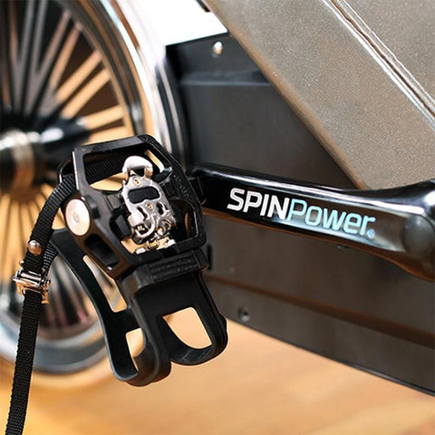 Spinning SPINPower Performance Crank with Integrated Power Sensor - Barbell Flex