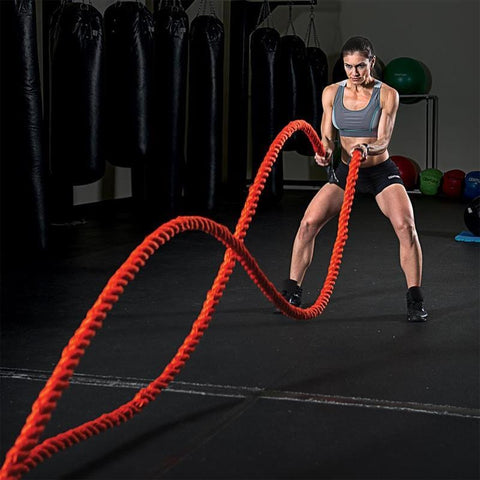 Century Martial Arts Challenge Conditioning Rope - Barbell Flex