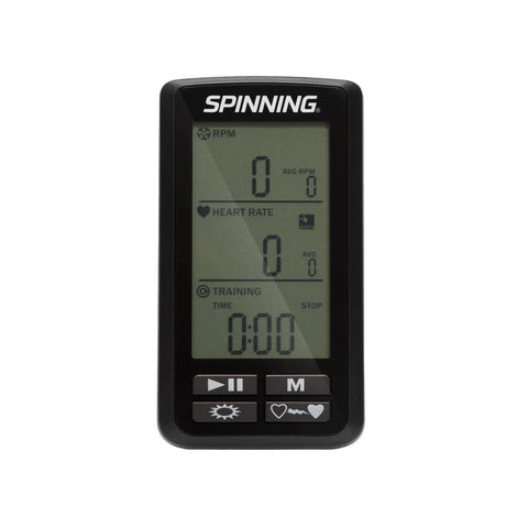Spinning Studio Computer With Cadence Monitor - Barbell Flex
