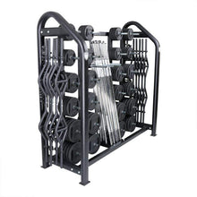 Load image into Gallery viewer, 20-User Club Strength Training Class Pack with Storage Rack - Barbell Flex