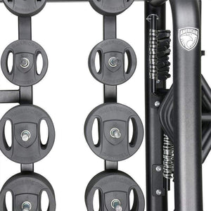 20-User Club Strength Training Class Pack with Storage Rack - Barbell Flex